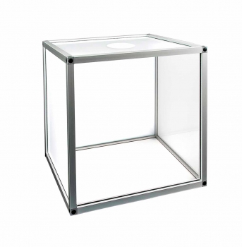 Photo box diffuser standard W: 44 cm - H: 44 cm - D: 44 cm