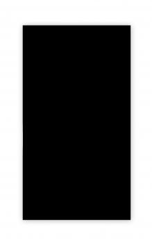 Fotohintergrund, schwarz matt- Standard